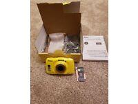 Brand New Nikon Coolpix W100 - Boxed & Unused - £70