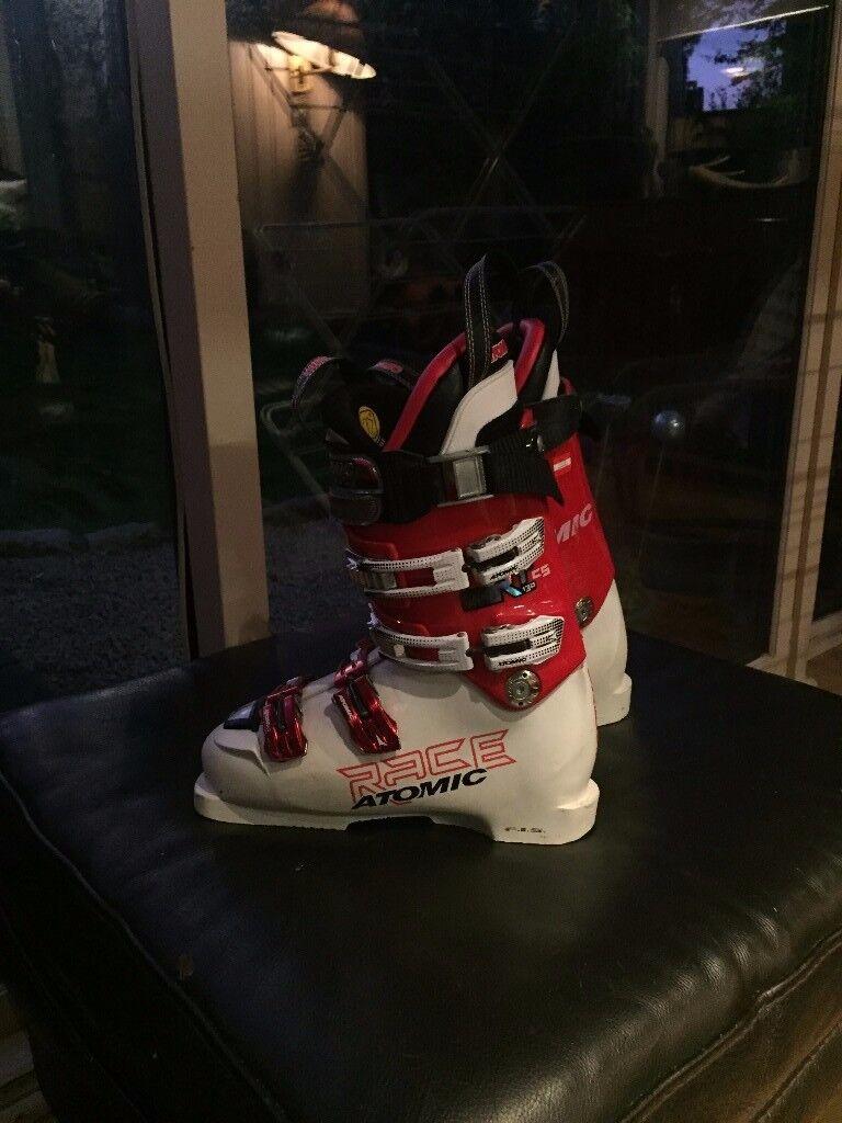 Atomic Race/Advanced Ski Boots