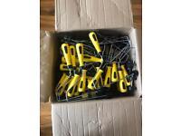 B&Q masonry roller frames joblot/bulk