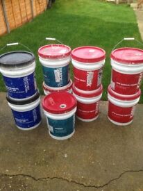 Parex External Wall Render, Base, Primer & Top Coat