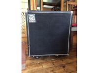 Ampeg 4x10 Cabinet 1992