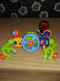 Pushchair toy