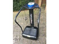 Crazy Fit Massage Vibration Plate JSD-2001F with speakers & MP3