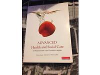Advanced H&S Care workbook