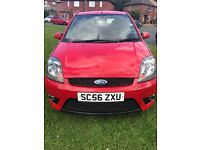 Ford Fiesta ST Red 44,000