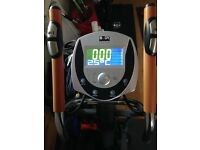 E-strider be7200G elliptical trainer. Cross trainer