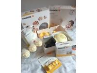 Medela Electric Single Breast Pump & Extra Accessories