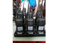 12 icon radios walkie talkie all working