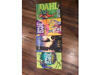 Roald Dahl kids books