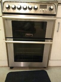 Cannon by Hotpoint CH60DPXF Dual Fuel Cooker