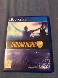 Guitar hero Ps4 £15