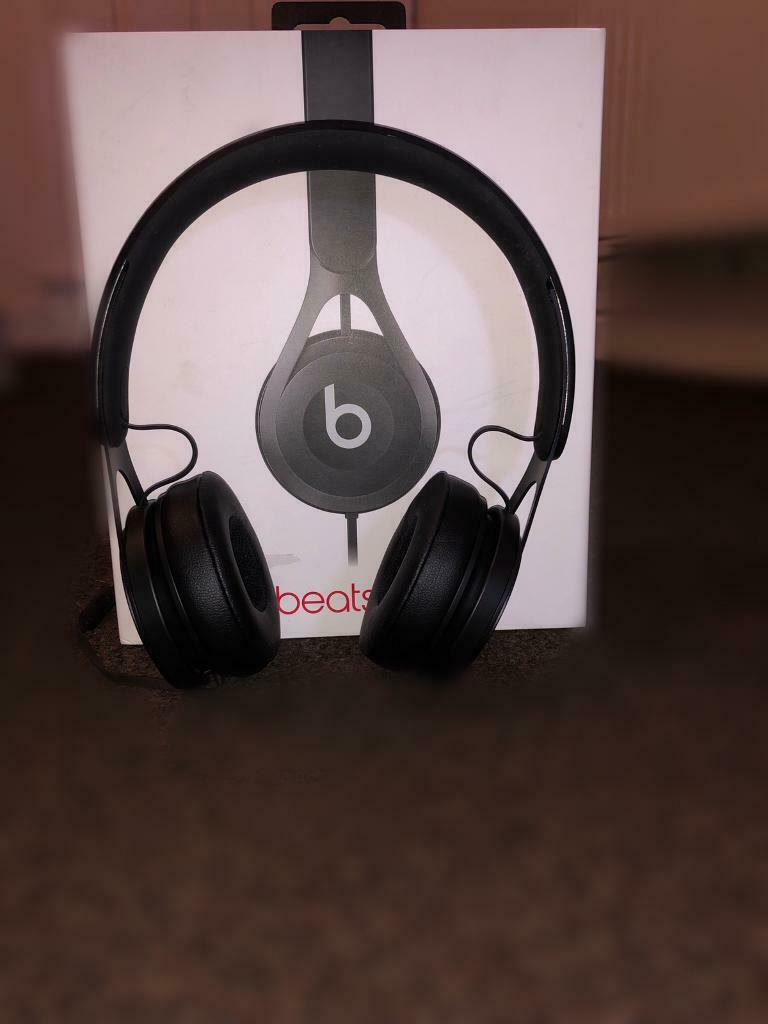 80d013ca3a2 Beats by Dr. Dre Beats EP On-Ear Headphones - Black