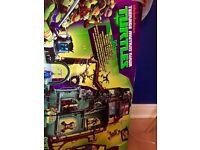 Teenage Mutant Ninja Turtles Sewer Layer