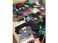 Boys 6-7/7-8 clothes