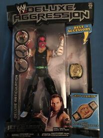 WWE Jeff Hardy Figure Boxed