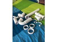 DIY Materials! Plumbing, tile adhesive, bonding