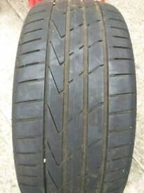 Part worn tyre (no 2)