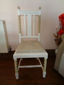 Chair (Barley Twist) Occasional/bedroom