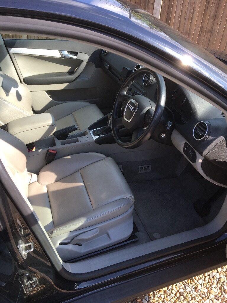 Audi A3 2.0E DSG Sportback