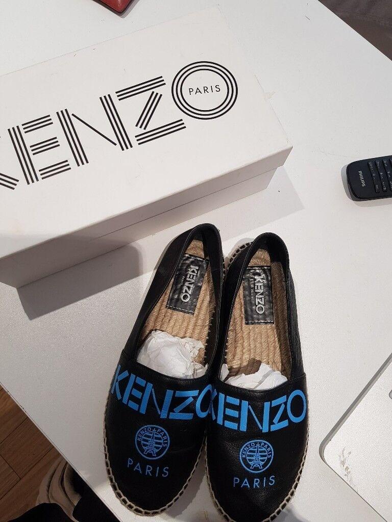 Kenzo Espadrilles Size 39, UK 6