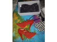 Size 37 Betty Jackson shoes brand new in box