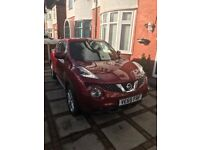 Nissan Juke 1.2 DIG-T ( 115ps ) ( s/s ) N-Connecta DAMAGED SALVAGE