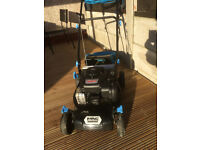 MacAllister lawn mower, Briggs & Stratton 300 series, petrol power 125cc 41cm.
