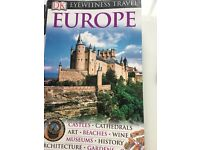 DK Travel Guide on Europe