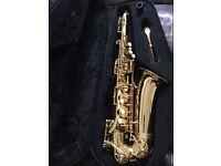 Saxophone Trevor James