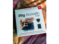 iRig Acoustic Stage Microphone for Acoustic Guitar
