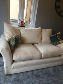 3 x 2 seater settees