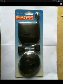 2 Ross Stereo Earphone sets