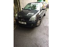 Renault Clio 56 plate alloy wheels NO TEXTS CALL FOR DETAILS FREE CAR