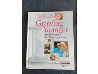 Growing Younger a Women's Edge Health Enhancement Guide.