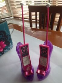 Barbie intercoms