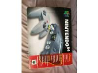 Nintendo 64 (N64) CIB with Super Mario 64