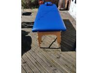 Mobile Massage Bed
