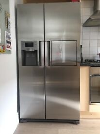 Samsung American style fridge/freezer Model: RSH7ZNRS