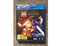 Star Wars the force awakens PS4 brand new sealed