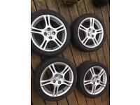 Mazda mx5. Alloy wheels