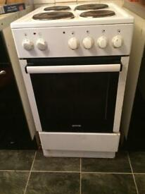Free standing electric oven good working order