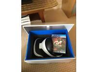 Playstation VR + Gran Turismo