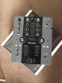 Pioneer DJM-250 2 Channel mixer (faulty)