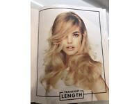 Toni and Guy Hair models required: dark to light and hair cuts