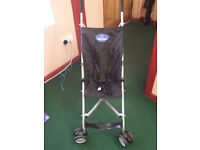 Baby Start black holiday buggy very good condition