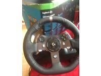 G920 Xbox one and pc steering wheel and gear stick OFFERS