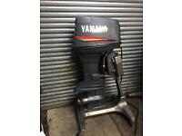 2007 Yamaha 75hp / 90hp longshaft outboard engine for boat / rib