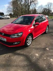 image for Volkswagen polo 1.2 petrol 2011   48000 mil