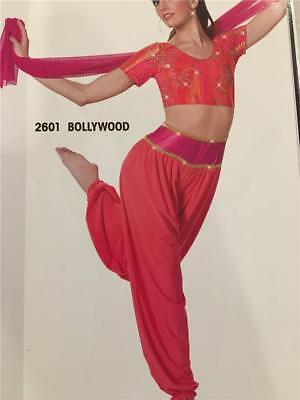 Dance Costume Arabian Harem  Lyrical Ballet  pageant  Bollywood](Arabian Harem)