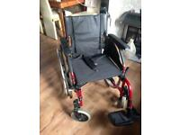 Invacare Action 3 Wheelchair